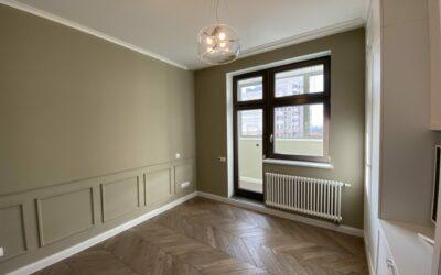 Отделочные работы квартиры в жилом доме в Москве